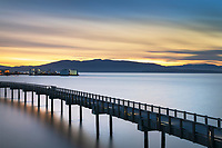 Taylor Dock Boardwalk Boulevard Park Bellingham Washington