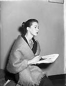 1956 - 05/10 Clodagh Phipps, Dress Designer