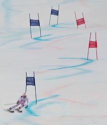 17.02.2011, Kandahar, Garmisch Partenkirchen, GER, FIS Alpin Ski WM 2011, GAP, Riesenslalom, im Bild Andrea Fischbacher (AUT) // Andrea Fischbacher (AUT) during Giant Slalom Fis Alpine Ski World Championships in Garmisch Partenkirchen, Germany on 17/2/2011. EXPA Pictures © 2011, PhotoCredit: EXPA/ J. Groder