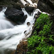 Granite Falls, North Fork Granite Creek, Kaniksu National Forest, Pend Oreille County, Washington, USA