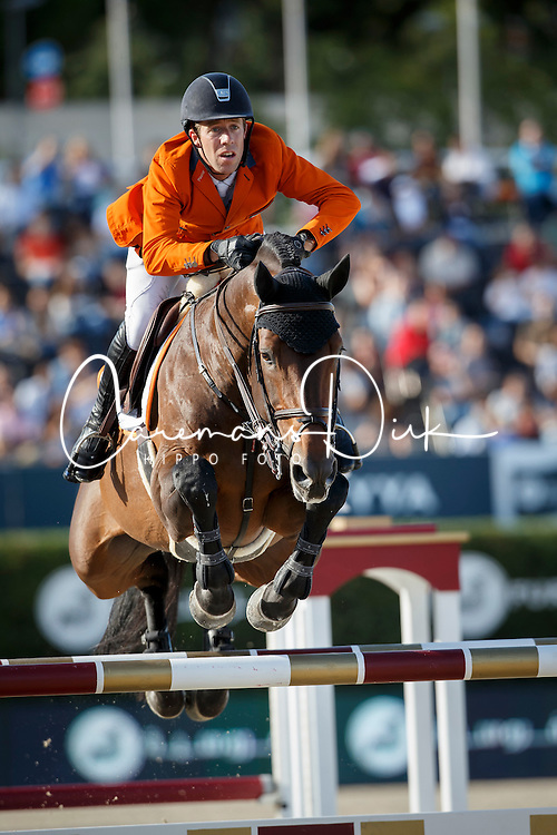 Van Der Vleuten Maikel, (NED), VDL Groep Verdi <br /> First Round<br /> Furusiyya FEI Nations Cup Jumping Final - Barcelona 2015<br /> © Dirk Caremans<br /> 24/09/15