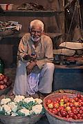 Produce market<br /> Daporijo Town<br /> Arunachal Pradesh<br /> North East India