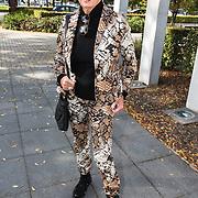 NLD/Woudenberg/20181008 - Herdenkingsdienst Anneke Gronloh, Ria Valk