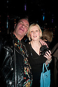 TREV AND BEV, Launch of  Photography bookÔWe Can Be Heroes: London Clubland 1976 Ð 84Õ by Graham Smith.  Moonlighting (formerly Le Beat Route), 17 Greek St, Soho, London, 8 December 2011<br /> TREV AND BEV, Launch of  Photography book'We Can Be Heroes: London Clubland 1976 – 84' by Graham Smith.  Moonlighting (formerly Le Beat Route), 17 Greek St, Soho, London, 8 December 2011