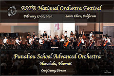 Punahou School Advanced Orchestra
