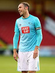 Richard Keogh of Derby County - Mandatory by-line: Matt McNulty/JMP - 27/07/2016 - FOOTBALL - Bramall Lane - Sheffield, England - Sheffield United v Derby County - Pre-season friendly