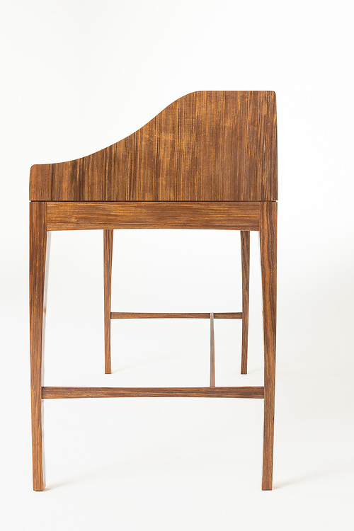 desk by stuart of heartwood creative woodworking
