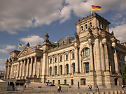 "Reichstag, the building in Berlin that is the meeting place of the Bundestag (""Federal Assembly"")<br />