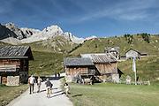 Trentino, Località Fuciade, Passo san Pellegrino