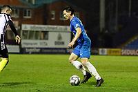 James Jennings. Stockport County FC 0-0 Notts County FC. Vanarama National League. Edgeley Park. 23.2.21