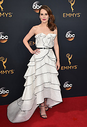 Michelle Dockery attends the 68th Annual Primetime Emmy Awards at Microsoft Theater on September 18, 2016 in Los Angeles, CA, USA. Photo by Lionel Hahn/ABACAPRESS.COM