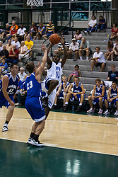 27 June 2009: Paris Gulley. Illinois Basketball Coaches Association Boys 3a4a All Star game.