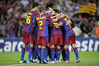 FOOTBALL - CHAMPIONS LEAGUE 2010/2011 - GROUP STAGE - GROUP D - FC BARCELONA v PANATHINAIKOS - 14/09/2010 - PHOTO JEAN MARIE HERVIO / DPPI - JOY BARCELONA