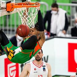 20210127: SLO, Basketball - EuroCup 2020/21, KK Cedevita Olimpija vs JL Bourg en Bresse