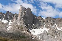 Pronghorn Peak. Bridger Wilderness. Wind River Range, Wyoming