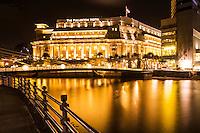 Fullerton Hotel & Singapore River