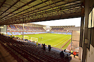 Turf Moor before the Sky Bet Championship match between Burnley and Preston North End at Turf Moor, Burnley, England on 5 December 2015. Photo by Mark Pollitt.