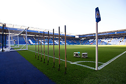 A general view of The King Power Stadium home to Leicester City - Mandatory by-line: Robbie Stephenson/JMP - 19/04/2018 - FOOTBALL - King Power Stadium - Leicester, England - Leicester City v Southampton - Premier League