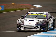 Jack Oliphant(GBR) Century Motorsport during the Millers Oil Ginetta GT4 Supercup Championship at Knockhill Racing Circuit, Dunfermline, Scotland on 15 September 2019.