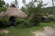 Hibiscus Hotel, Moorea, French Polynesia