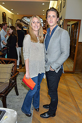 TOR DASHWOOD and NICHOLAS CAMPBELL at a private view of photographs by Gray Malin 'Beaches' held at Huntsman, 11Savile Row, London on 20th June 2016.