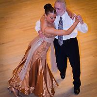 Nadine and Len Ferrington