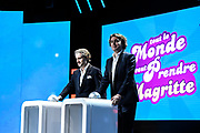Brussels , 01/02/2020 : Les Magritte du Cinema . The Academie Andre Delvaux and the RTBF, producer and TV channel , present the 10th Ceremony of the Magritte Awards at the Square in Brussels .<br /> Pix: Alex Vizorek<br /> Credit : Alexis Haulot - Dana Le Lardic - Didier Bauwerarts - Frédéric Sierakowski - Olivier Polet / Isopix