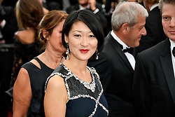 Fleur Pellerin attending the Nelyubov premiere during the 70th Cannes Film Festival on May 18, 2017 in Cannes, France. Photo by Julien Zannoni/APS-Medias/ABACAPRESS.COM
