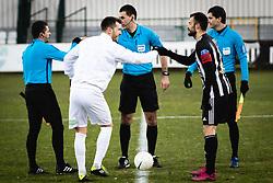 during football match between NŠ Mura and CB24 Tabor Sežana in 20th Round of Prva liga Telekom Slovenije 2020/21, on February 11, 2021 in Fazanerija, Murska Sobota, Slovenia. Photo by Blaž Weindorfer / Sportida