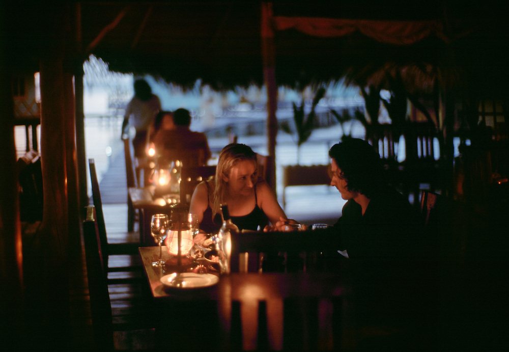 01/06 FEB 2004 - Panama - Bocas del Toro: isole - xD3G30
