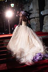 Cynthia Erivo attending the 72nd British Academy Film Awards, Arrivals, Royal Albert Hall, London. Picture date: Sunday February 10th, 2019. Photo credit should read: Matt Crossick/ EMPICS Entertainment.