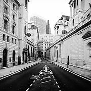 Bank of England seen from Lothbury. Shot on iPhone 6.