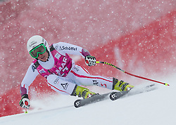 20.01.2013, Olympia delle Tofane, Cortina d Ampezzo, ITA, FIS Weltcup Ski Alpin, Super G, Damen, im Bild Stefanie Koehle (AUT) // Stefanie Koehle of Austria in action during the ladies Super G of the FIS Ski Alpine World Cup at the Olympia delle Tofane course, Cortina d Ampezzo, Italy on 2013/01/20. EXPA Pictures © 2013, PhotoCredit: EXPA/ Johann Groder
