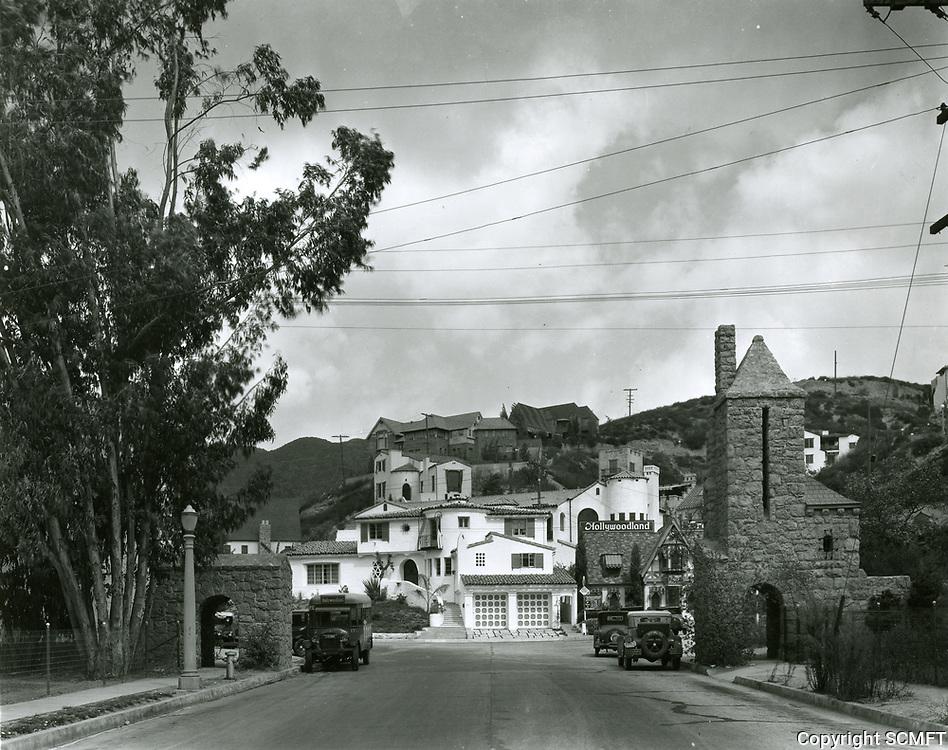 1927 Hollywoodland
