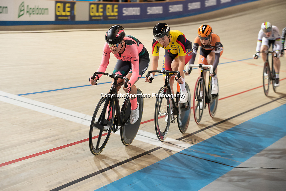 22-12-2019: Wielrennen: NK Baan Omnium: Apeldoorn <br />Marit Raaijmakers