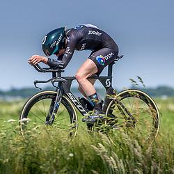 EMMEN (NED) June 16: <br /> CYCLING <br /> Dutch Nationals Time Trail Women Elite