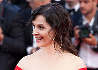 Juliette Binoche at The Killing of a Sacred Deer gala screening at the 70th Cannes Film Festival Monday 22nd May 2017, Cannes, France. Photo credit: Doreen Kennedy
