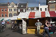 Market place, Cambridge, England