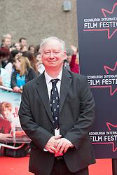 "Brian Pettifer. Opening Night Gala and World Premiere of ""The Legend of Barney Thompson"", Edinburgh International Film Festival 17 - 28 June 2015."