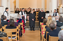 Ceremonies of Evensong for the Installation of The Very Reverend Andrew B. McGowan.