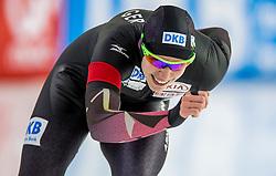 11-12-2016 NED: ISU World Cup Speed Skating, Heerenveen<br /> Bente Kraus GER op de 5000 m