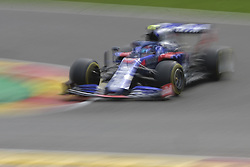 September 1, 2019, Spa Francorchamps, Belgium: Toro Rosso Drive PIERRE GASLY (FRA) in action during the race of the Formula one Johnnie Walker Belgian Grand Prix at the SPA Francorchamps circuit - Belgium..Charles Leclerc wins his first Formula One Grand Prix (Credit Image: © Pierre Stevenin/ZUMA Wire)