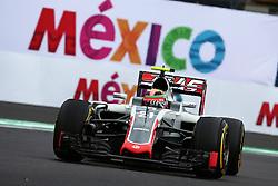 Esteban Gutierrez (MEX) Haas F1 Team VF-16.<br /> 28.10.2016. Formula 1 World Championship, Rd 19, Mexican Grand Prix, Mexico City, Mexico, Practice Day.<br /> Copyright: Batchelor / XPB Images / action press