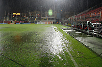 Fotball<br /> Frankrike<br /> Foto: DPPI/Digitalsport<br /> NORWAY ONLY<br /> <br /> FOOTBALL - FRENCH CHAMPIONSHIP 2008/2009 - L1 - OGC NICE v GRENOBLE FOOT 38 - 29/11/2008 - DELAYED MATCH CAUSED BY RAIN