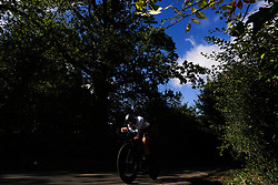 Femke Markus of Parkhotel Valkenburg during the Stage Three Individual Time Trial of the AJ Bell Women's Tour in Atherstone, UK. Picture date: Wednesday October 6, 2021.