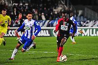 Khassa Camara - 21.01.2015 - Boulogne / Grenoble - Coupe de France<br />Photo : Philippe le Brech / Icon Sport