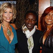 Playboy Night 2004, Anouska Wink, Regillio Tuur en