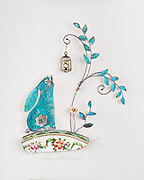 Hand made jewellery and assemblages by Scottish Borders craftmaker Linda Lovatt, of Beastie Brooches, from her studio and gallery in Jedburgh.