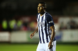 West Brom's Salomon Rondon - Mandatory by-line: Matt McNulty/JMP - 22/08/2017 - FOOTBALL - Wham Stadium - Accrington, England - Accrington Stanley v West Bromwich Albion - Carabao Cup - Second Round