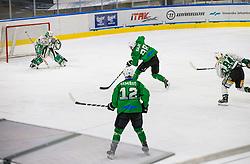 88# Zajc Miha of HK SZ Olimpija during the match of Alps Hockey League 2020/21 between HK SZ Olimpija Ljubljana vs. EC Bregenzerwald, on 09.01.2021 in Hala Tivoli in Ljubljana, Slovenia. Photo by Urban Meglič / Sportida